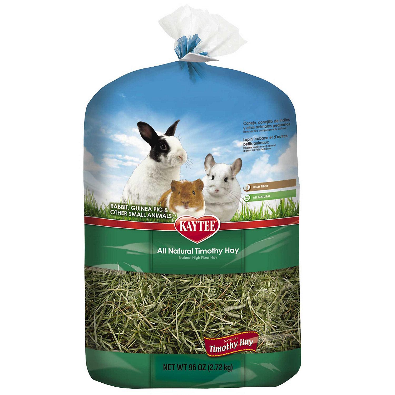 Kaytee Natural Timothy Hay For Rabbits Small Animals