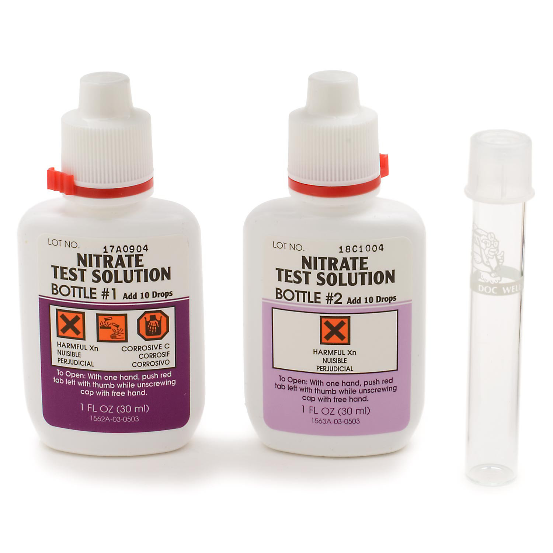 Api Nitrate Test Kit For Freshwater/saltwater Aquariums