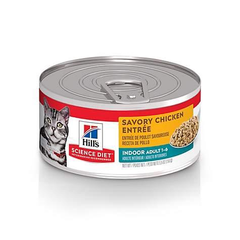 Science Diet Indoor Adult Cat Food