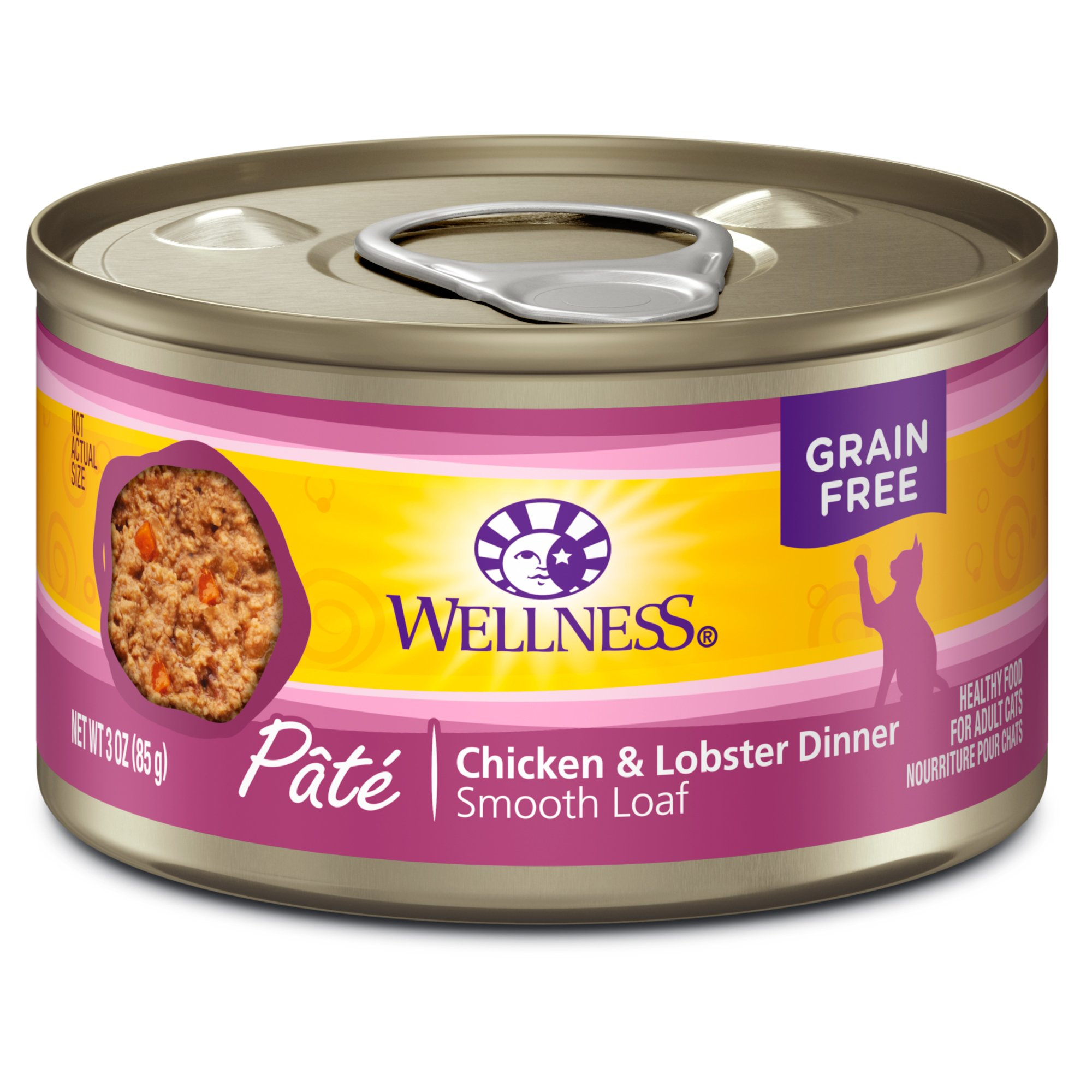 Wellness Complete Health Natural Grain Free Wet Cat Food