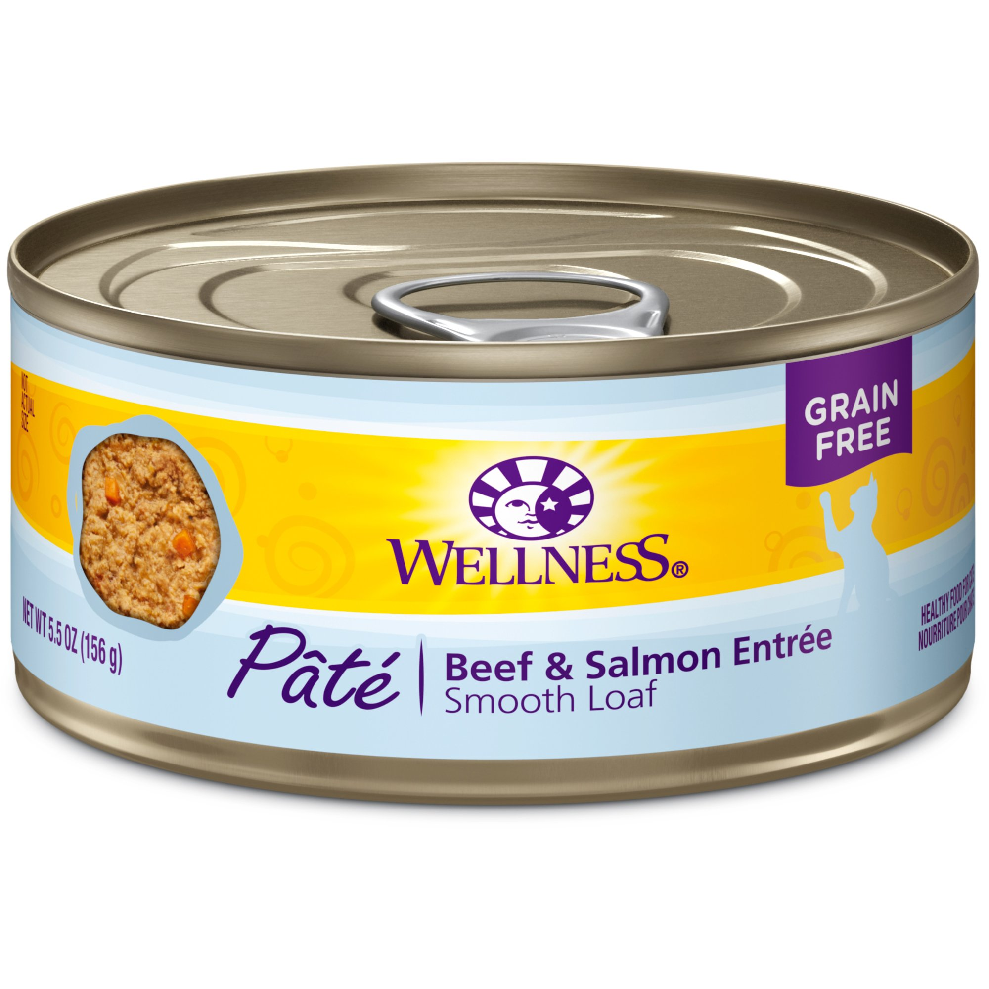 Wellness Complete Health Natural Grain Free Beef Amp Salmon