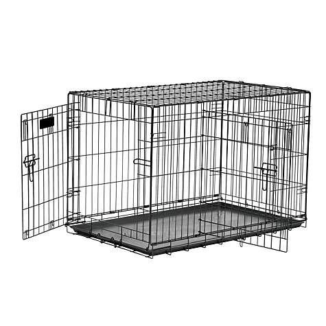 Precision Pet 2 Door Great Crates Petco