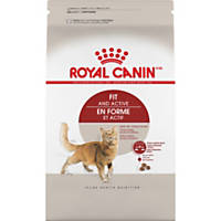 Royal Canin Feline Health Nutrition Adult Fit & Active Adult Dry Cat Food