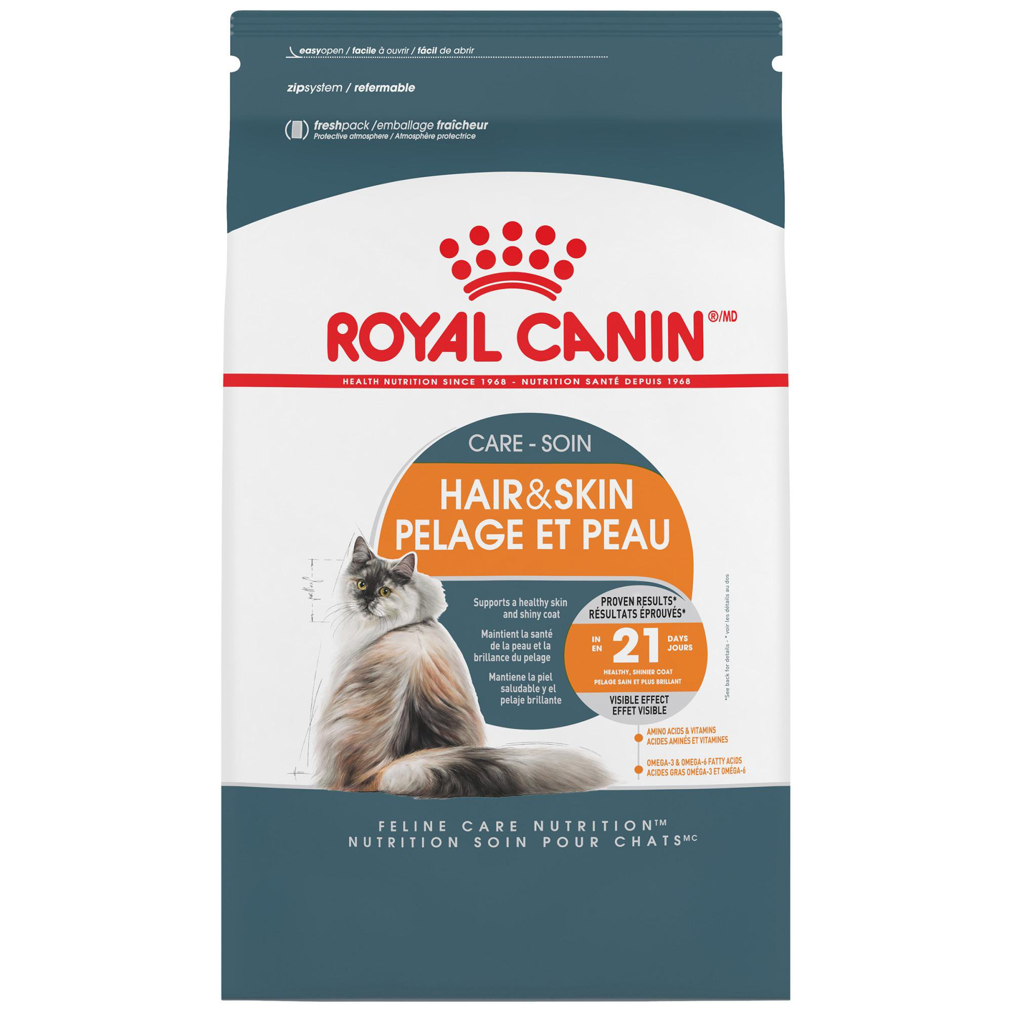 Royal canin persian cat food sale