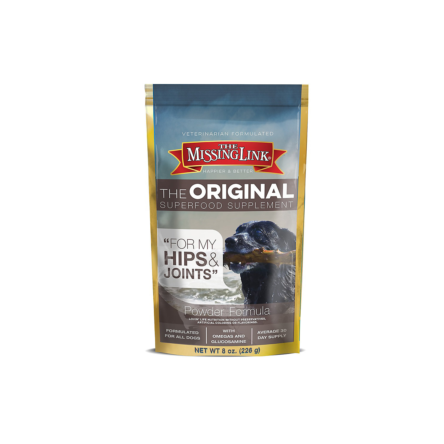 The Missing Link Ultimate Hip Joint Food Supplement For Dogs