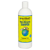 Earthbath Hypo-Allergenic Totally Natural Pet Shampoo