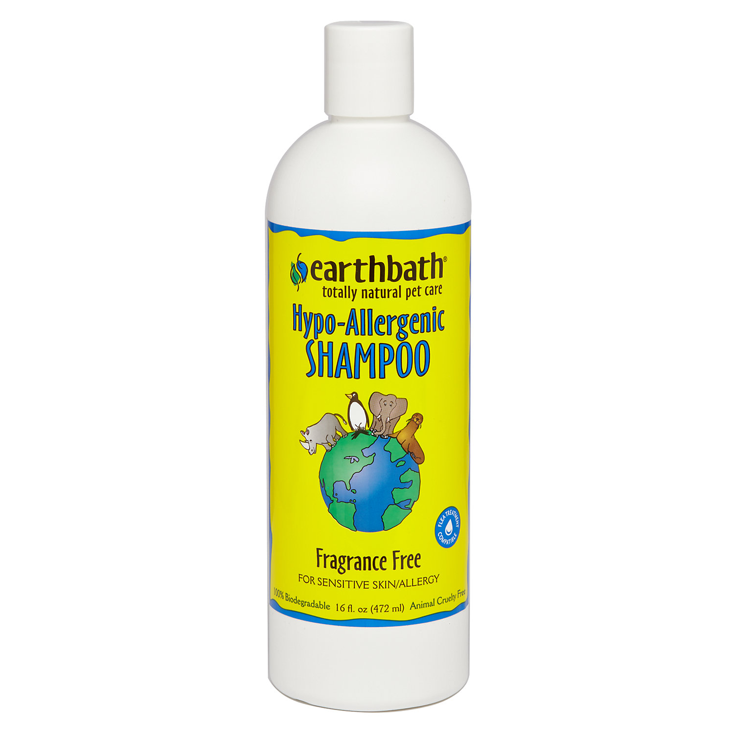 Earthbath Hypo Allergenic Totally Natural Pet Shampoo