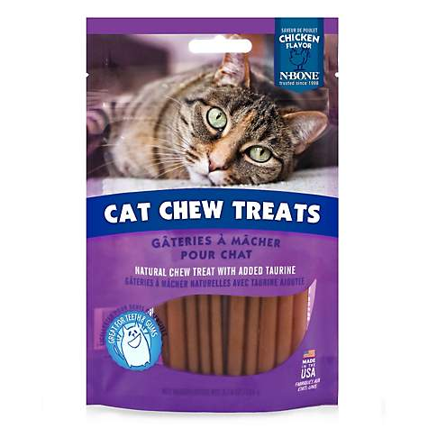 0586ee7f N-Bone Cat Chew Treats | Petco