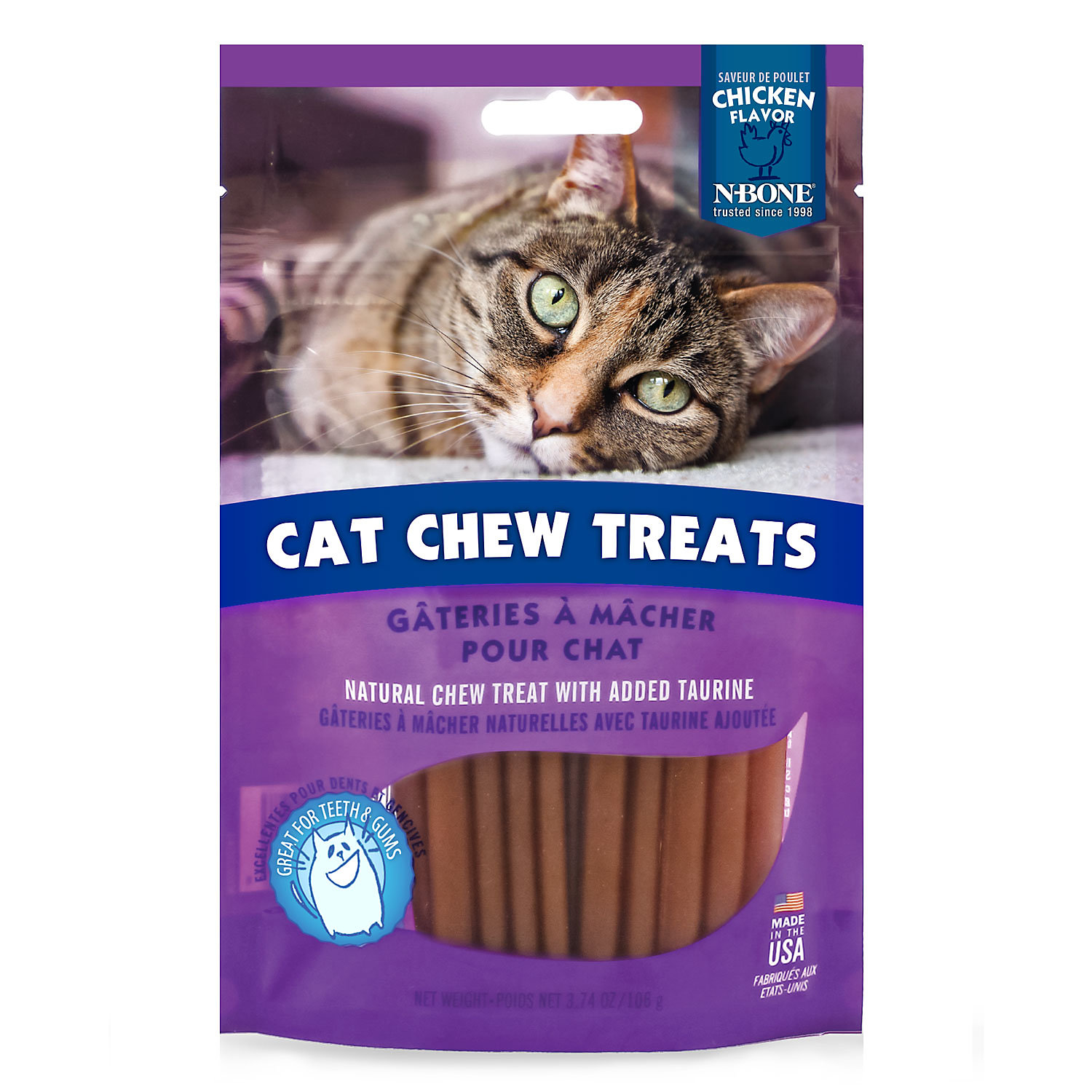 N Bone Cat Chew Treats