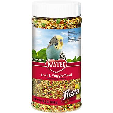 Kaytee Fiesta Fruit & Veggie Parakeet Treats