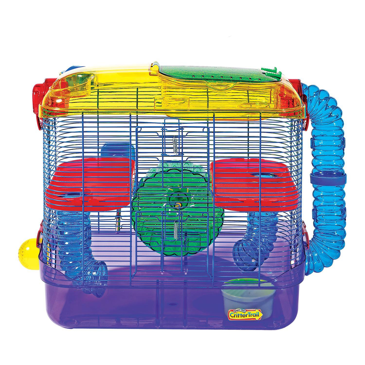 Super pet crittertrail two petco for Small guinea pig cages for sale