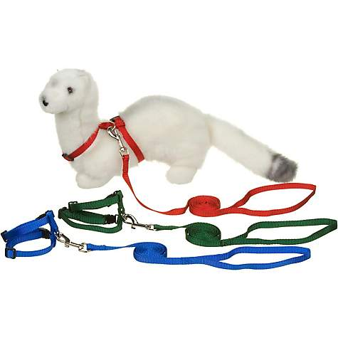You & Me Deluxe Ferret Harness & Lead Set