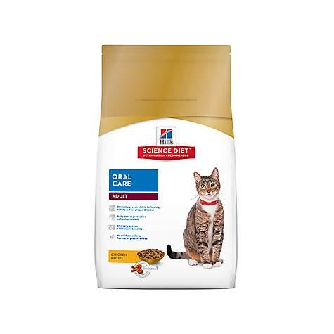 Hills Science Diet Cat Food Oral