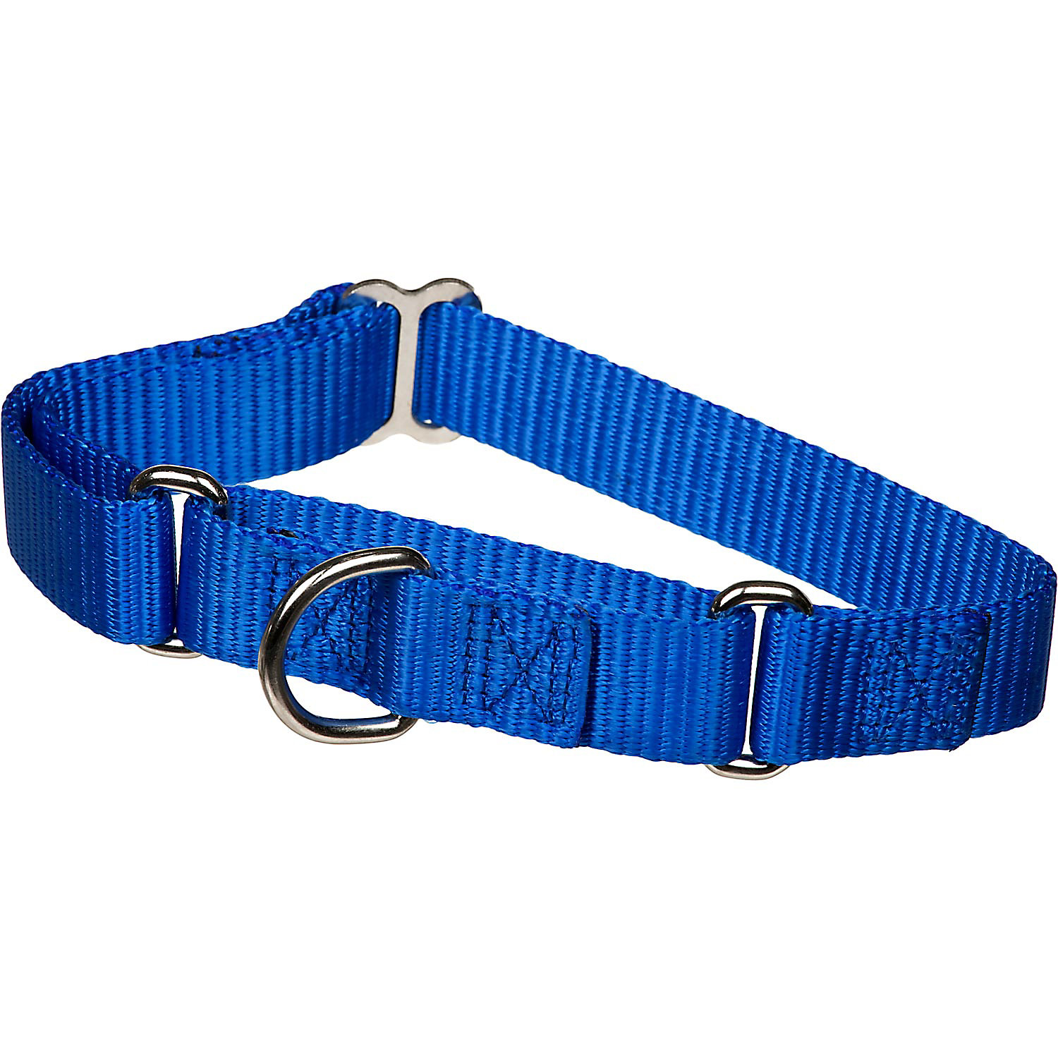 The Grrrip X Tra Control Collar In Blue Small