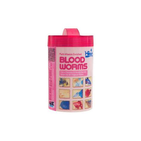 Hikari Bio-Pure FD Blood Worms