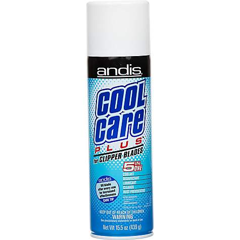 Andis Cool Care Plus Clipper Blade Cleaner  27adc0ab84b