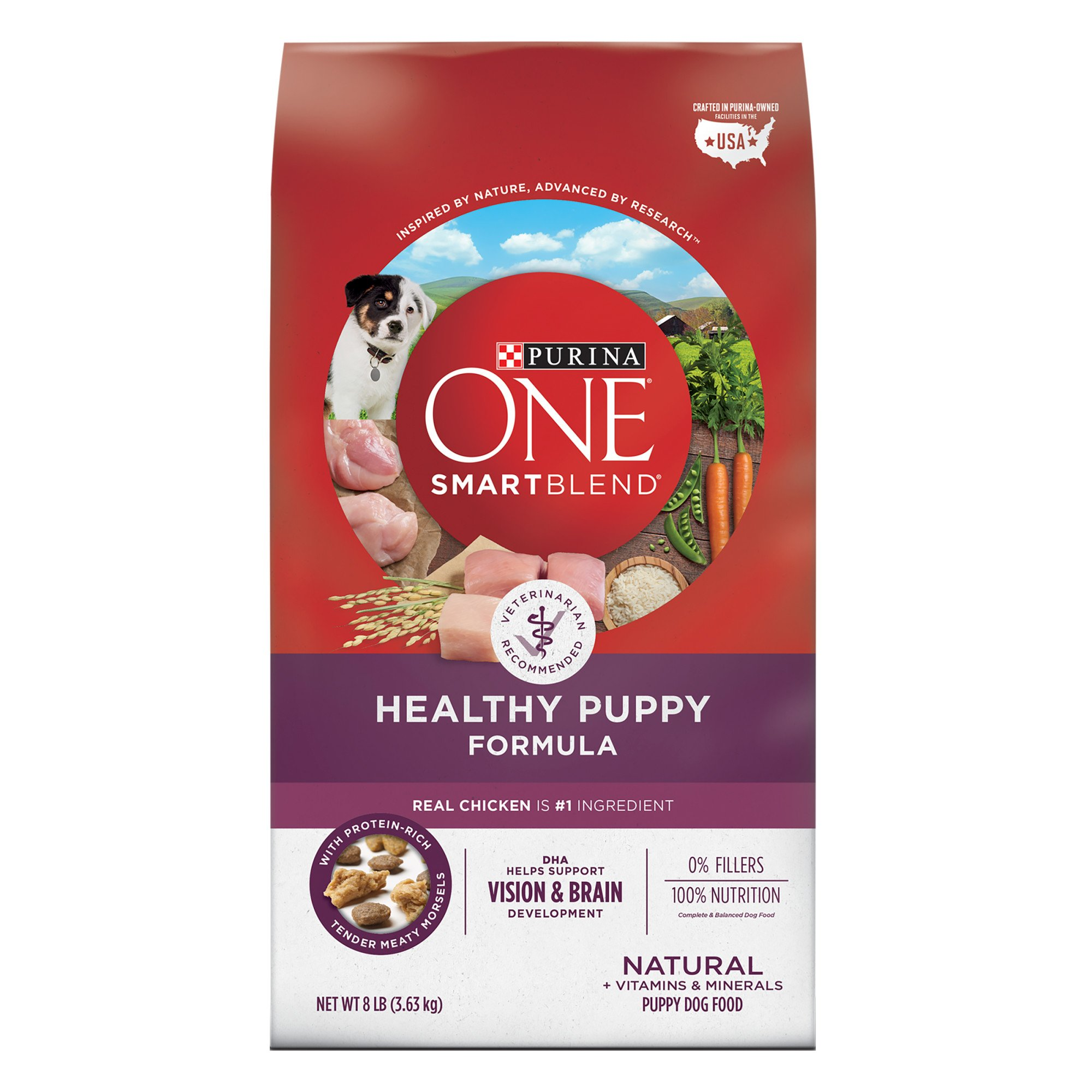 purina one smartblend healthy puppy formula petco. Black Bedroom Furniture Sets. Home Design Ideas