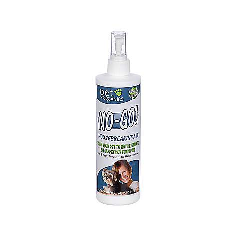 Pet Organics No-Go! Housebreaking Aid