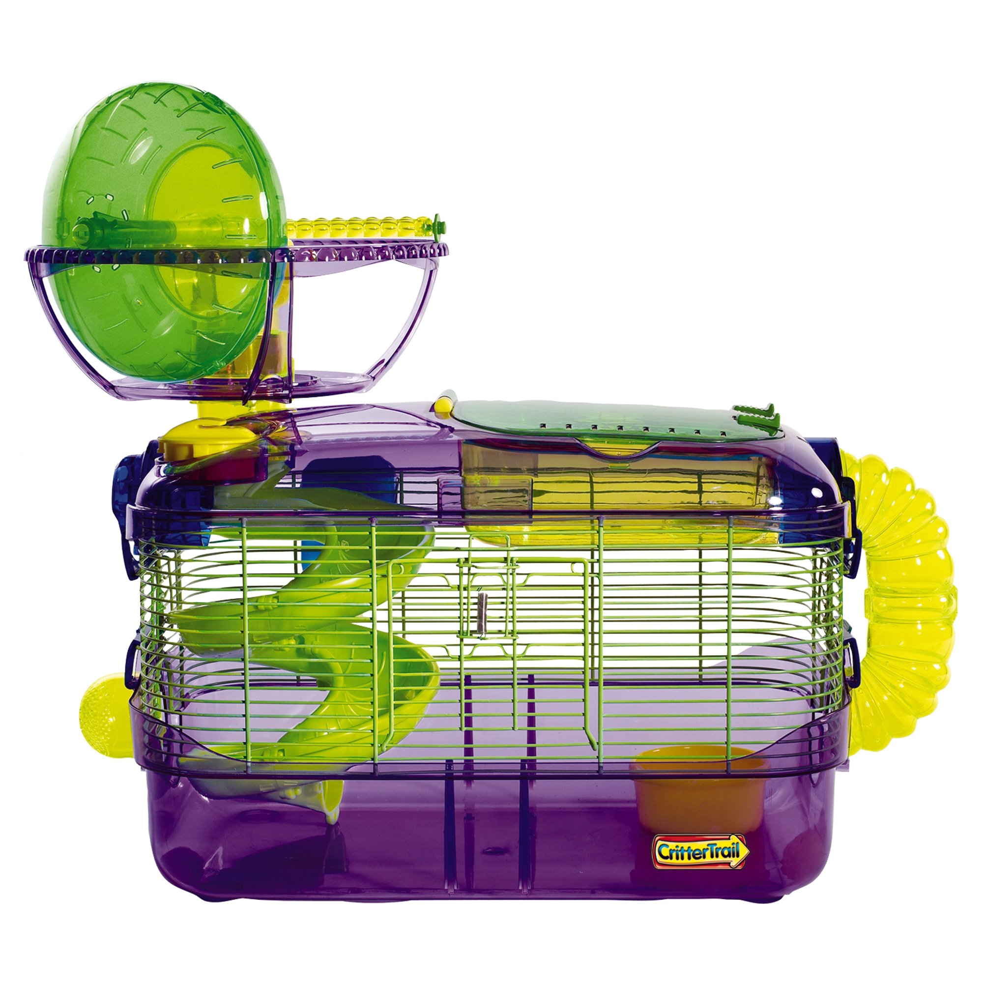 hamster cage crittertrail