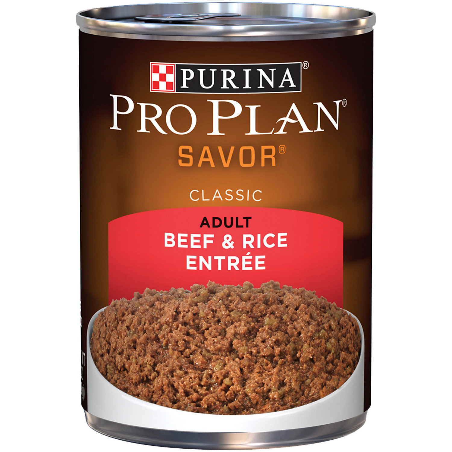 Purina Pro Plan Dog Food With Barcode
