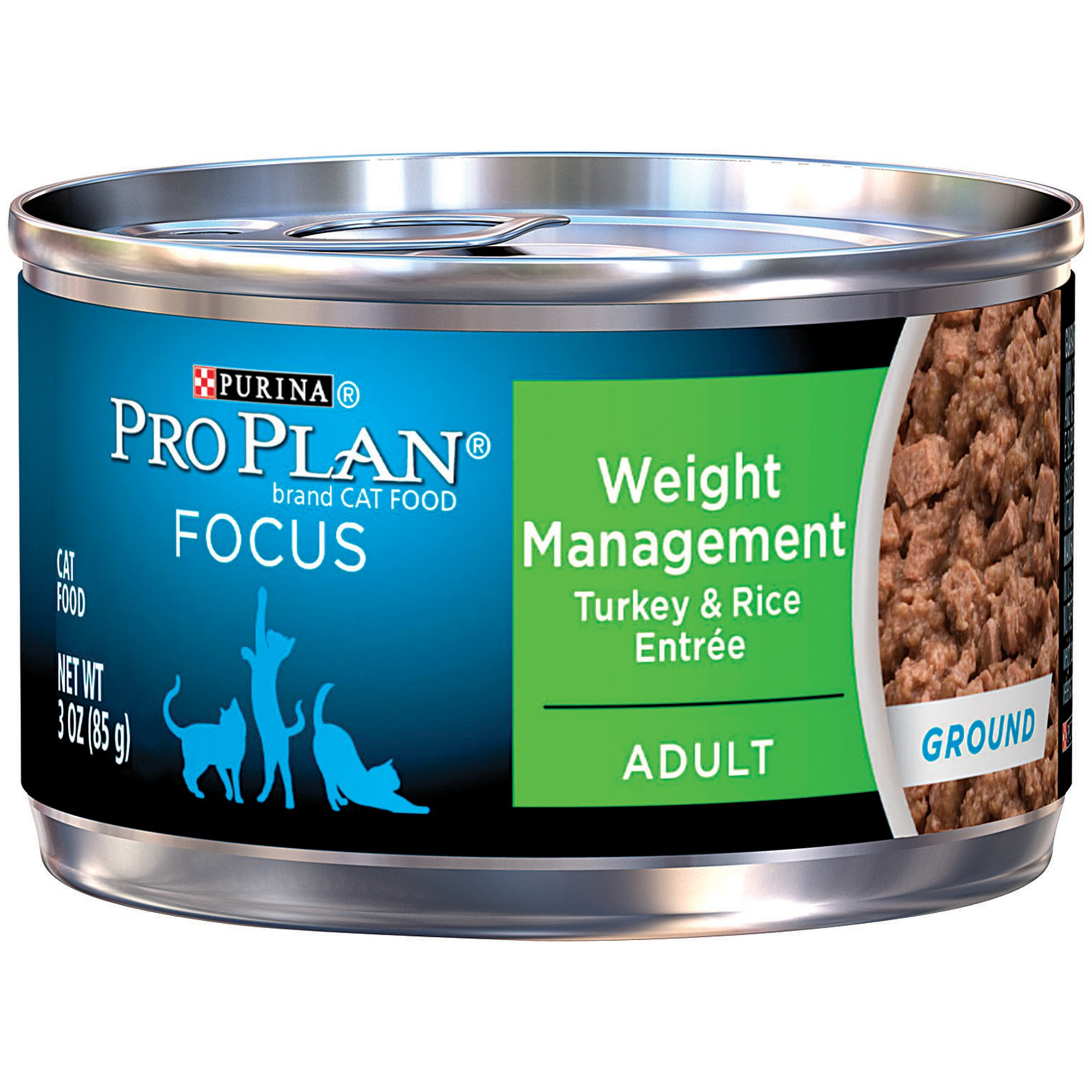 Pro Plan Focus Weight Management Canned Cat Food Petco