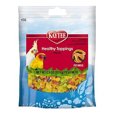 Kaytee Fiesta Healthy Toppings Bird Treats
