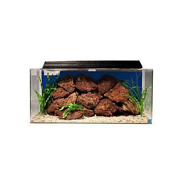 SeaClear System II 30 Gallon Aquarium Combos in Blue