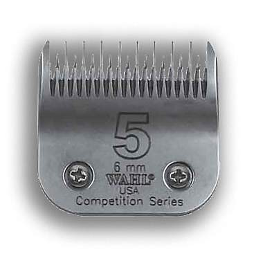 Wahl Competition Series Detachable Blade Set #5