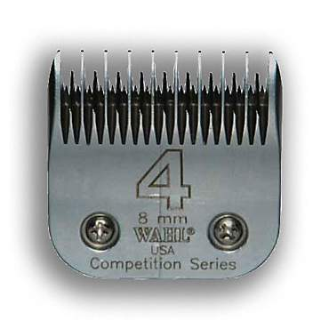 Wahl Competition Series Detachable Blade Set #4