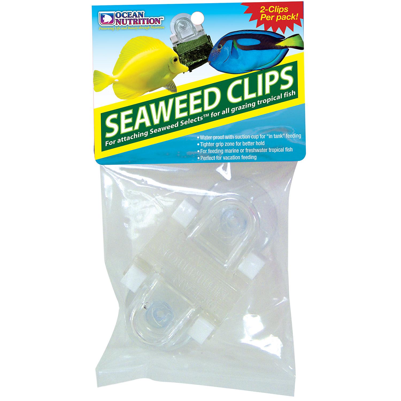 Ocean Nutrition Feeding Frenzy Seaweed Clips