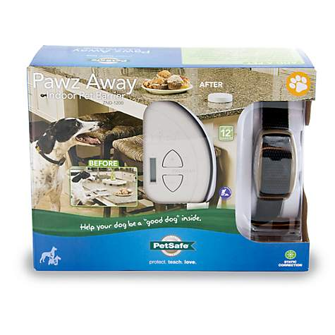 Petsafe Pawz Away Indoor Pet Barrier Collar Petco
