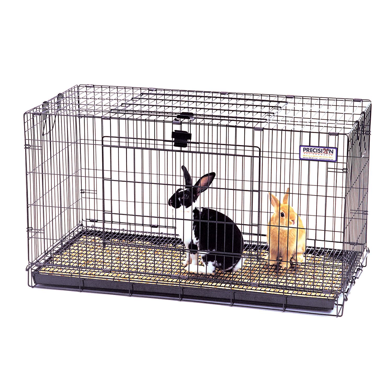 Precision Pet Rabbit Resort Rabbit Cage