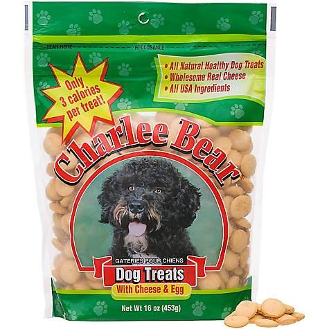 Charley Bear Dog Treats