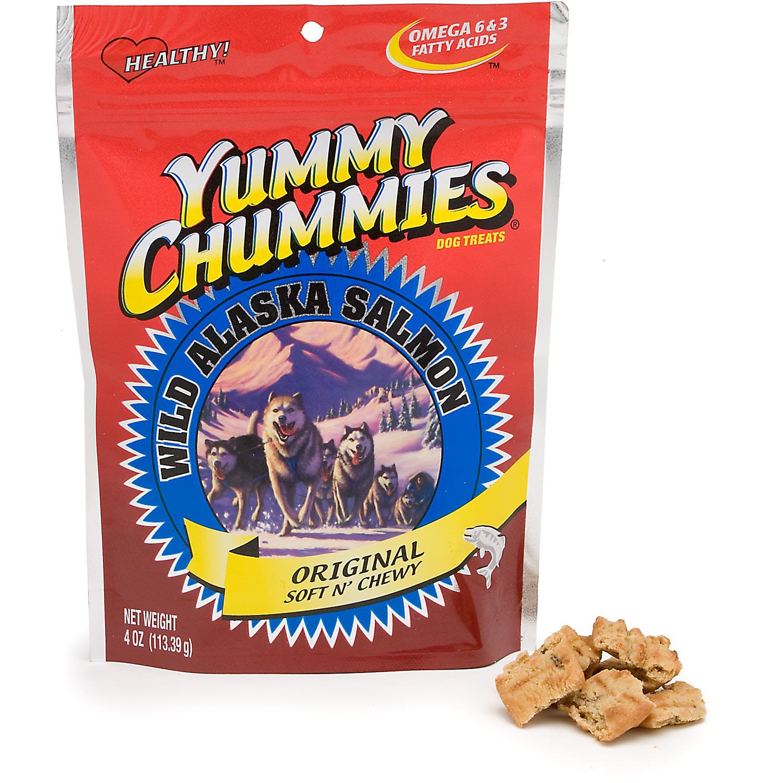 Yummy Chummies Wild Alaska Salmon Dog Treat