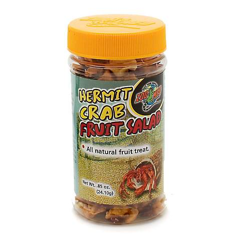 Hermit Crab Fruit-Salad All Natural Fruit Treat