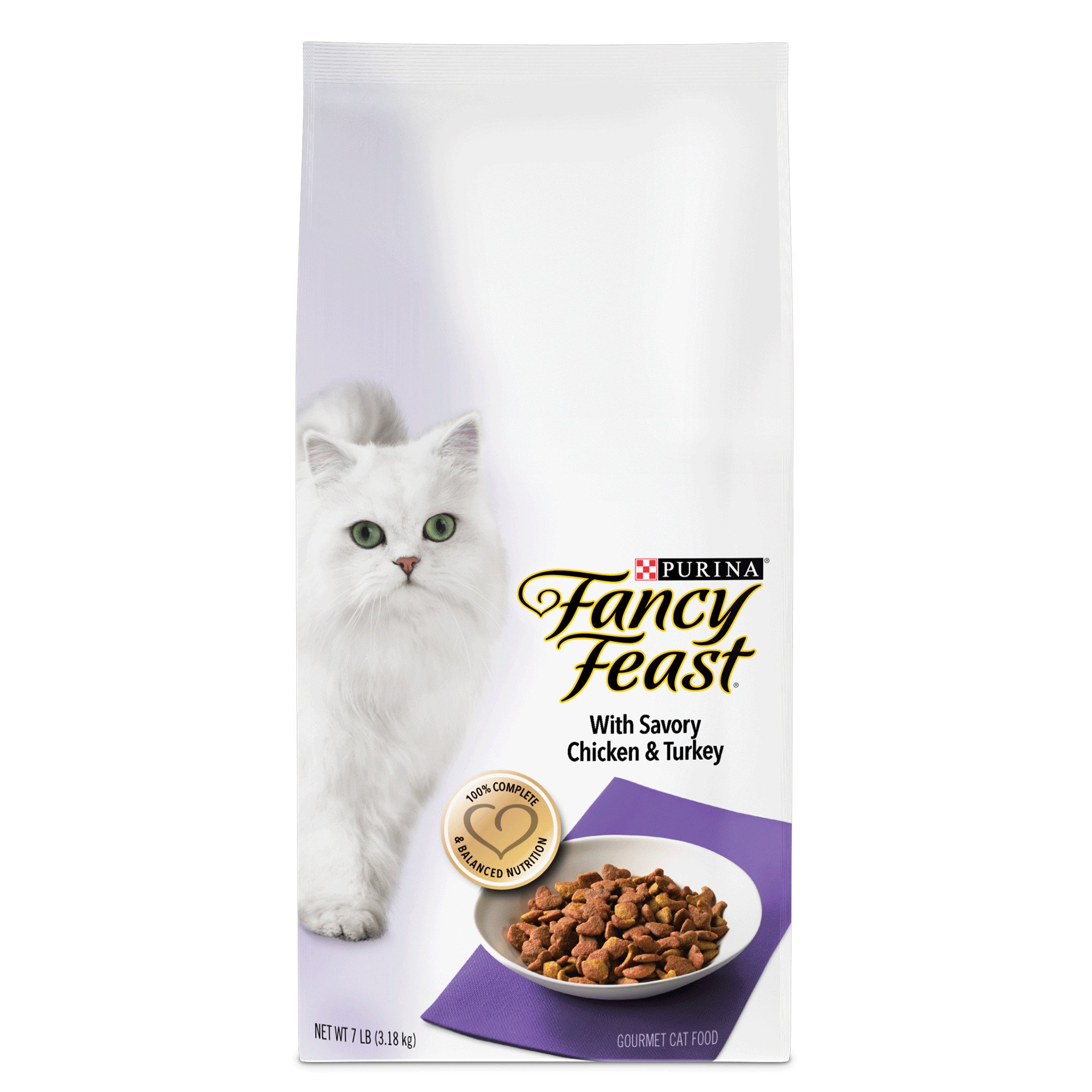 Fancy Feast Dry Cat Food