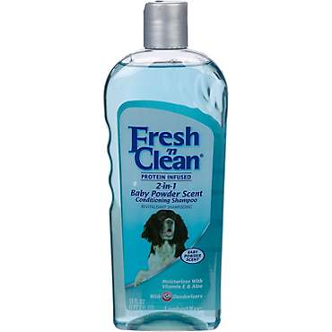 Lambert Kay Fresh 'n Clean Baby Powder Shampoo