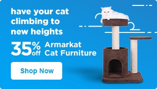 35% off Armarkat Cat Furniture - shop now