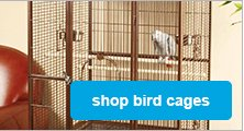 bird cages - shop now