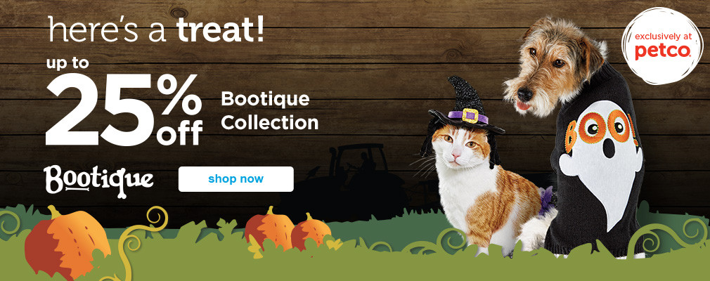 up to 25% off Bootique Collection - shop now