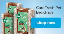 Carefresh Pet Bedding - shop now