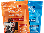 Buy 1, Get 1 50% off WholeHearted Dog Treats