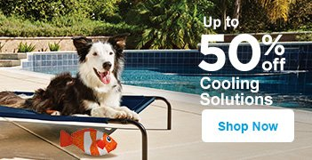 Up to 50% off Cooling Solutions - shop now