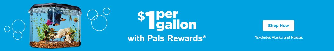 $1 Per Gallon with Pals Rewards - Shop Now