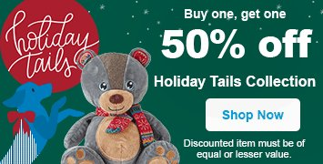 Holiday Tails - Shop Now