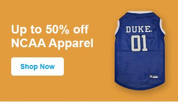 Up to 50% off NCAA Apparel - Shop Now