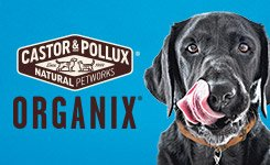 Pet solutions featuring ORGANIX