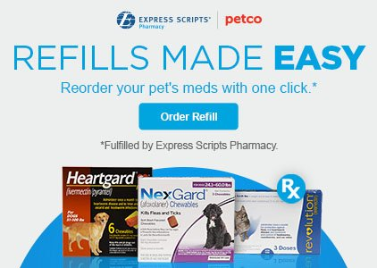 Prescription Flea & Tick Medicine for Cats | Petco