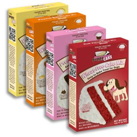 Doggie Cake Mix product image