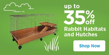 Rabbit Habitats and Hutches